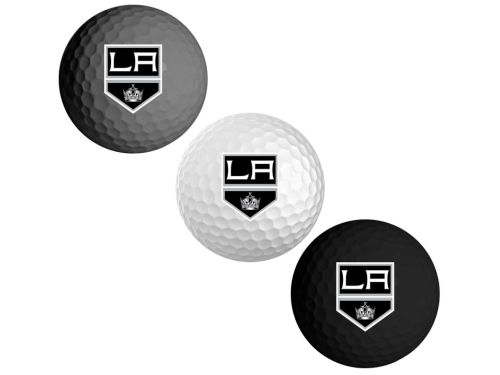 Los Angeles Kings Team Golf 3pk Golf Ball Set