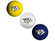 Team Golf 3pk Golf Ball Set Collectibles