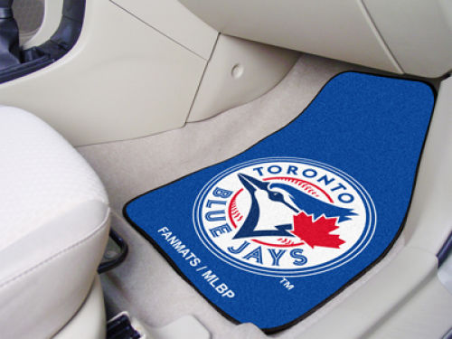 Toronto Blue Jays Car Mats Set/2