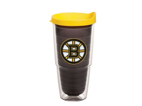 Boston Bruins Tervis Tumbler 24oz. Team Color Tumbler With Lid-NHL