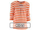 Florida Gators NCAA Girls Sarah Long Sleeve Stripe T-Shirt T-Shirts