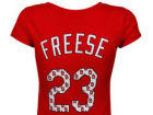 St. Louis Cardinals David Freese Majestic MLB Women's Repeat Player T-Shirt T-Shirts