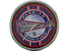 Florida Panthers Chrome Clock Bed & Bath