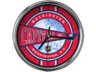 Washington Capitals Chrome Clock Bed & Bath