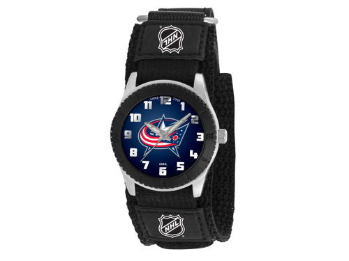 Columbus Blue Jackets Rookie Kids Watch Black