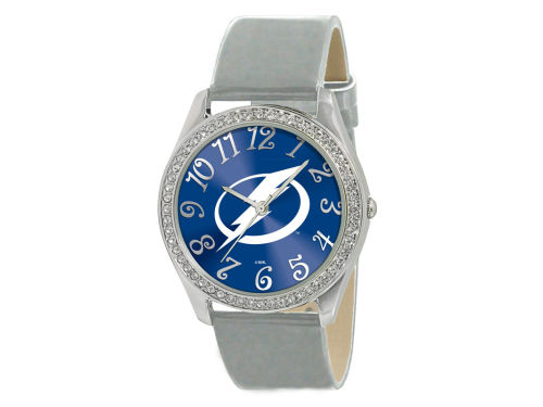 Tampa Bay Lightning Glitz Ladies Watch