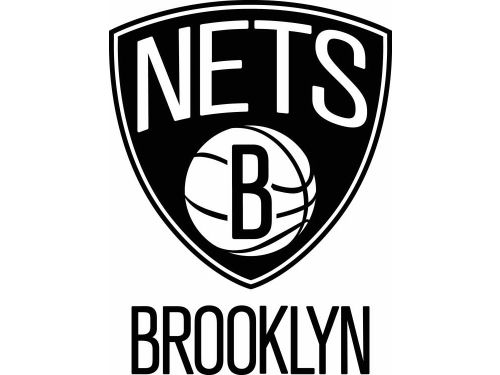 Brooklyn Nets Rico Industries Static Cling Decal