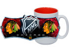 Chicago Blackhawks 15oz. Two Tone Mug Kitchen & Bar