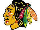 Chicago Blackhawks Wincraft 4x4 Die Cut Decal Color Bumper Stickers & Decals