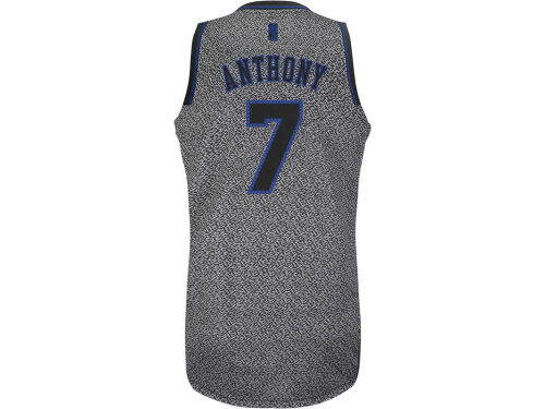 New York Knicks Carmelo Anthony adidas NBA Static Jersey