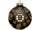 Boston Bruins Team Color Swirl Ornament 3