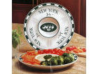New York Jets Ceramic Chip & Dip BBQ & Grilling