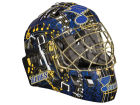 St. Louis Blues NHL Team Mini Goalie Mask Helmets