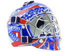 New York Rangers NHL Team Mini Goalie Mask Helmets