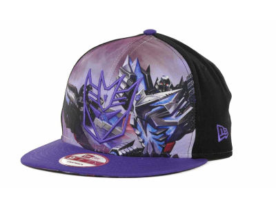 Transformers Sublimated Snap 9FIFTY Cap  Hats