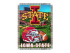 Iowa State Cyclones 48x60 College Vault Woven Throw Bed & Bath