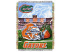 Florida Gators 48x60 College Vault Woven Throw Bed & Bath