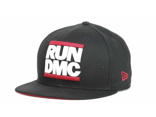 New Era Run DMC Basic Snap 9FIFTY Cap Hats