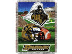 Purdue Boilermakers Knit Throw Blanket Bed & Bath