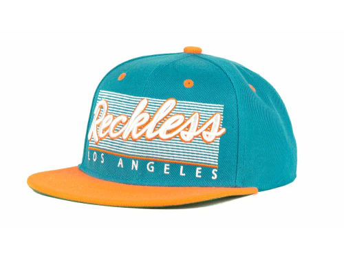 Young And Reckless Reckless Vintage Snapback Cap Hats