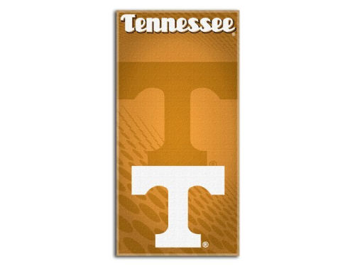 Tennessee Volunteers Emblem Beach Towel-NCAA