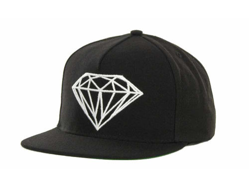 Diamond Brilliant Snapback Cap Hats