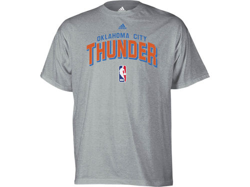 Oklahoma City Thunder adidas NBA Alley Oop T-Shirt