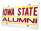 Iowa State Cyclones Laser Tag Auto Accessories