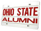 Ohio State Buckeyes Laser Tag Auto Accessories