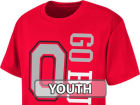 Ohio State Buckeyes Colosseum NCAA Youth Conversion T-Shirt T-Shirts