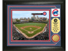 Chicago Cubs Highland Mint Photo Mint Coin-Bronze Collectibles