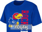 Kansas Jayhawks Colosseum NCAA Youth Conversion T-Shirt T-Shirts