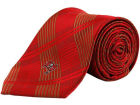 Tampa Bay Buccaneers Eagles Wings Necktie Woven Poly Plaid Apparel & Accessories