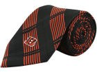 Cincinnati Bengals Necktie Woven Poly Plaid Apparel & Accessories