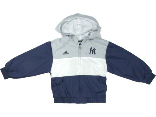 New York Yankees Outerstuff MLB Kids Full Zip Hooded Jacket & Pant Set