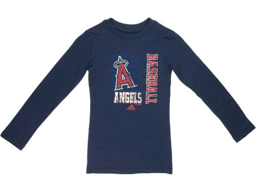 Los Angeles Angels of Anaheim Outerstuff MLB Girls Numbers Up Too T-Shirt