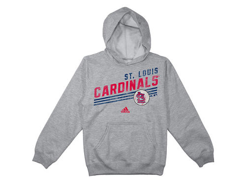 St. Louis Cardinals Outerstuff MLB Youth Hooded Fleece
