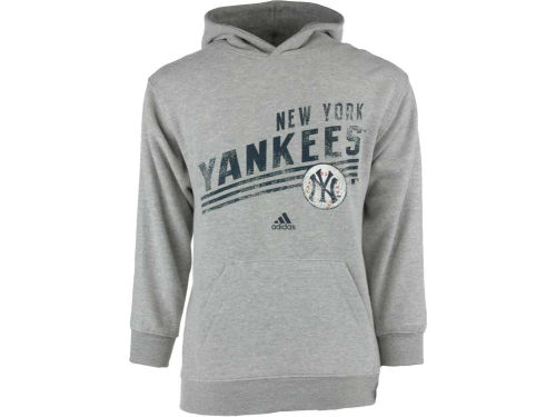 New York Yankees Outerstuff MLB Youth Hooded Fleece