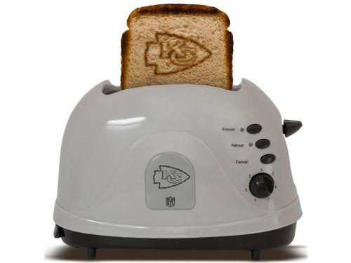 Kansas City Chiefs Pro Toast Toaster