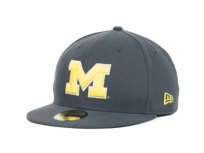 Michigan Wolverines NCAA AC 59FIFTY Hats