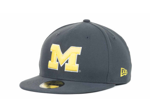 Michigan Wolverines New Era NCAA AC 59FIFTY Hats
