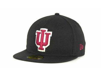 Indiana Hoosiers NCAA AC 59FIFTY Hats