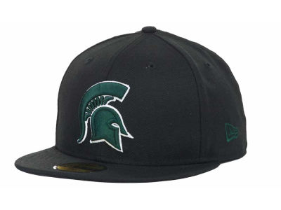 Michigan State Spartans NCAA AC 59FIFTY Hats