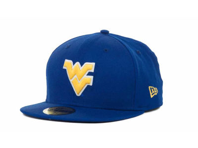 West Virginia Mountaineers NCAA AC 59FIFTY Hats