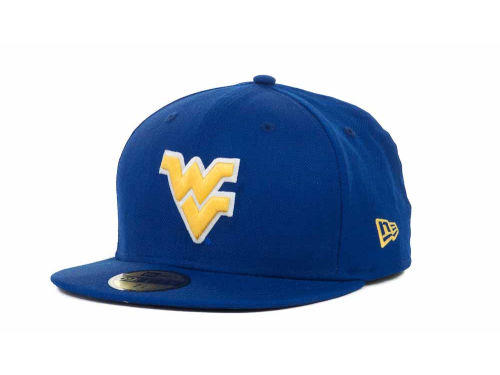 West Virginia Mountaineers New Era NCAA AC 59FIFTY Hats