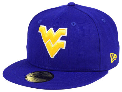West Virginia Mountaineers NCAA AC 59FIFTY Cap Hats