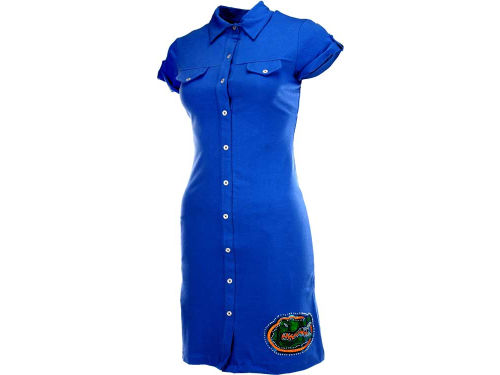 Florida Gators NCAA Womens Shirt Dress