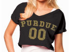 Purdue Boilermakers NCAA Womens Cropped Jersey Jerseys
