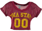 Iowa State Cyclones NCAA Womens Cropped Jersey Jerseys