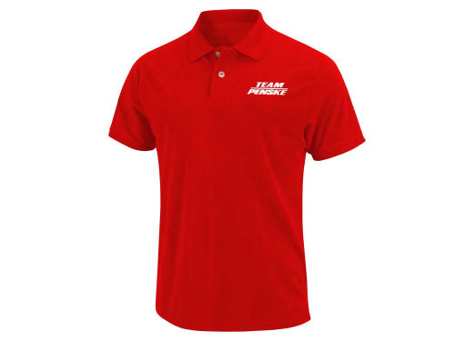 Team Penske Racing Mens Sponsor Polo